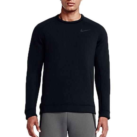 3a0a7e569a81 Nike Therma Sphere Max Training Crew Sweatshirt L.  M 5acff7b65512fd3820947f52